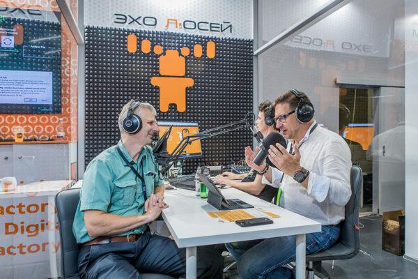 Интервью Сергея Ананяна для OCS
